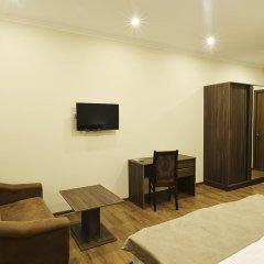 Отель MGK 3* Улучшенный номер с различными типами кроватей фото 3