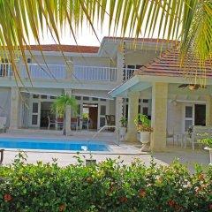 Отель Villa Favorita Доминикана, Пунта Кана - отзывы, цены и фото номеров - забронировать отель Villa Favorita онлайн бассейн фото 3