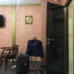 Хостел Иркутск Сити Лодж Стандартный семейный номер с двуспальной кроватью фото 6