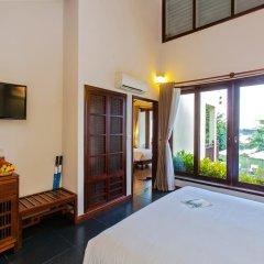 Отель Hoi An Silk Marina Resort & Spa 4* Вилла с различными типами кроватей фото 6