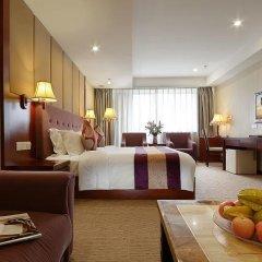 Hooray Hotel - Xiamen 4* Номер Делюкс фото 3