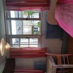Отель Chambres d'Hôtes Manoir Du Chêne Стандартный номер с разными типами кроватей фото 5