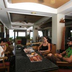 Отель Sunset Beach Resort интерьер отеля фото 2
