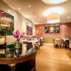 ALDEN Suite Hotel Splügenschloss Zurich гостиничный бар
