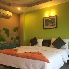 Baan Suan Ta Hotel 2* Улучшенный номер с различными типами кроватей фото 44