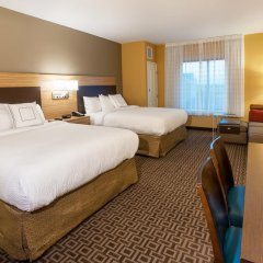 Отель Towneplace Suites Minneapolis Mall Of America 3* Студия
