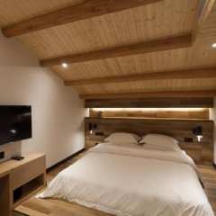 Отель Xihu Congcongnanian Boutique Inn 3* Стандартный номер с различными типами кроватей фото 11