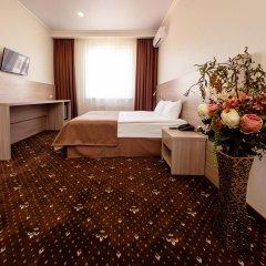 Гостиница Palazzo Стандартный номер двуспальная кровать фото 14