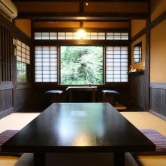 Отель Ryokan Fukumotoya Минамиогуни помещение для мероприятий фото 2