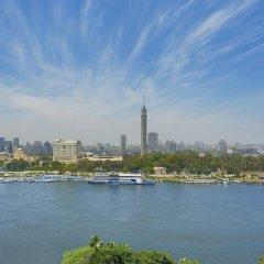 Отель The Nile Ritz-Carlton, Cairo 5* Президентский люкс с различными типами кроватей фото 3