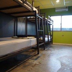 B&B House & Hostel Кровать в мужском общем номере с двухъярусной кроватью фото 2