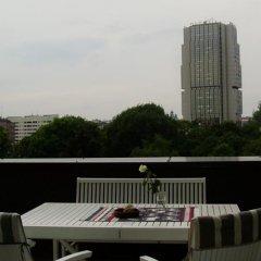 Апартаменты Juhkentali Street Apartment Таллин балкон