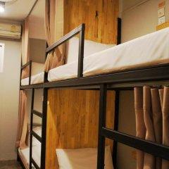 Homie Hostel & Cafe' 2* Кровать в общем номере фото 15