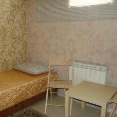 Гостиница Mini Almaz Кровать в мужском общем номере двухъярусные кровати