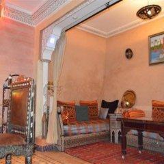 Отель Maison Aicha Марокко, Марракеш - отзывы, цены и фото номеров - забронировать отель Maison Aicha онлайн интерьер отеля