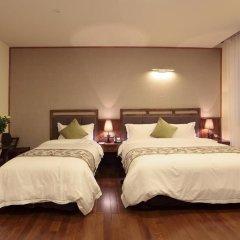 Sapa Legend Hotel & Spa 3* Семейный номер Делюкс с различными типами кроватей фото 3