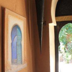 Отель Ecolodge Bab El Oued Maroc Oasis сауна