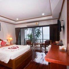 Отель Lipa Bay Resort 3* Люкс с различными типами кроватей фото 2