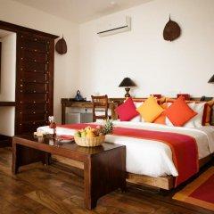 Отель Thaulle Resort комната для гостей фото 4