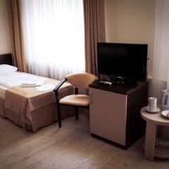 Гостиница Inn Ordzhonikidze 8а Стандартный номер с двуспальной кроватью фото 15