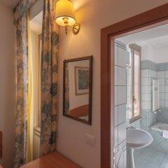 Tirreno Hotel 3* Стандартный номер с двуспальной кроватью фото 11