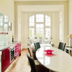 Апартаменты Pfefferbett Apartments Prenzlauer Berg в номере