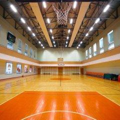 Гостиница Акватика фитнесс-зал фото 2
