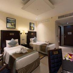 Отель Smana Al Raffa Дубай спа