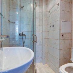 Отель Aparthotel Dawn Park Болгария, Солнечный берег - отзывы, цены и фото номеров - забронировать отель Aparthotel Dawn Park онлайн ванная фото 2