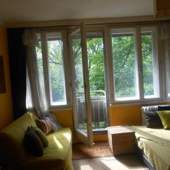 Апартаменты Lark Apartments Будапешт комната для гостей фото 4