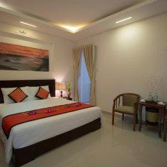 Отель Han Huyen Homestay 2* Улучшенный номер фото 4