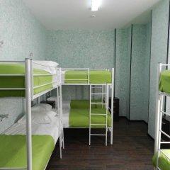 Хостел Абсолют Кровать в общем номере с двухъярусной кроватью фото 6