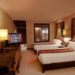 Отель Garden Cliff Resort and Spa 5* Номер Делюкс с различными типами кроватей фото 7
