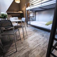 Bi-Pi Hostel Стандартный номер с разными типами кроватей фото 5