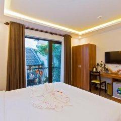 Отель Riverside Impression Homestay Villa 3* Стандартный номер с различными типами кроватей фото 5