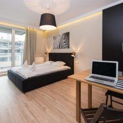 Апартаменты Apartinfo Chmielna Park Apartments Студия с различными типами кроватей фото 3