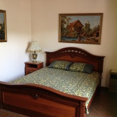 Гостевой дом Прохлада комната для гостей фото 3
