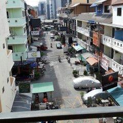 Отель Datomas Guest House балкон