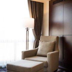 Отель Millennium Hilton Seoul 5* Номер Делюкс с различными типами кроватей фото 4