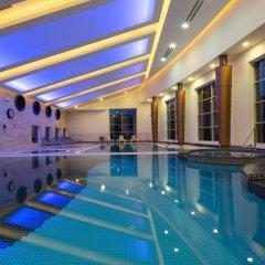 Гостиница Mirotel Resort and Spa Украина, Трускавец - 1 отзыв об отеле, цены и фото номеров - забронировать гостиницу Mirotel Resort and Spa онлайн бассейн фото 3