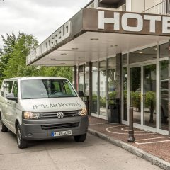 Отель Am Moosfeld Германия, Мюнхен - 3 отзыва об отеле, цены и фото номеров - забронировать отель Am Moosfeld онлайн городской автобус
