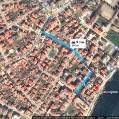 Отель Villas Bilyana Болгария, Равда - отзывы, цены и фото номеров - забронировать отель Villas Bilyana онлайн приотельная территория