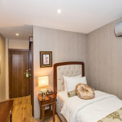 Four Doors Hotel 3* Улучшенный номер с различными типами кроватей фото 2