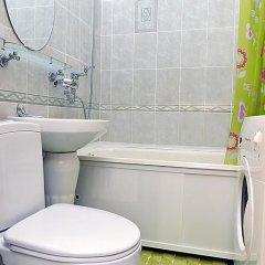 Гостиница Richhouse on Lobobody 6 Казахстан, Караганда - отзывы, цены и фото номеров - забронировать гостиницу Richhouse on Lobobody 6 онлайн ванная
