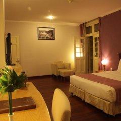 TTC Hotel Premium Ngoc Lan 4* Номер Делюкс с различными типами кроватей фото 5