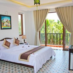 Отель Rural Scene Villa 3* Улучшенный номер с различными типами кроватей фото 9