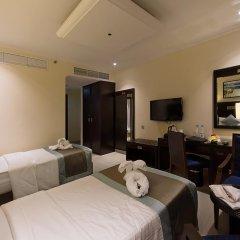 Отель Smana Al Raffa 3* Номер Делюкс фото 4