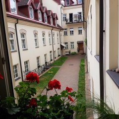 Отель ReHouse балкон