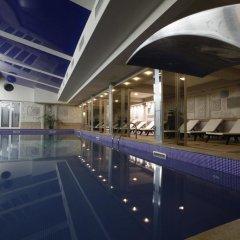 Отель Strimon Garden SPA Hotel Болгария, Кюстендил - 1 отзыв об отеле, цены и фото номеров - забронировать отель Strimon Garden SPA Hotel онлайн бассейн фото 2