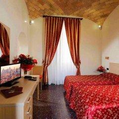 Hotel Campidoglio 3* Стандартный номер с различными типами кроватей фото 6